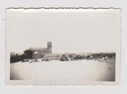 Petite Photo  5,5 X 8 Cm 1936 Bray Dunes Dept 59 - Places