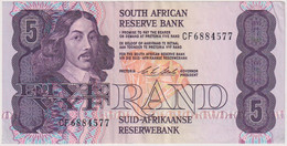 SOUTH AFRICA 5 RAND ND , P-119e - Suráfrica