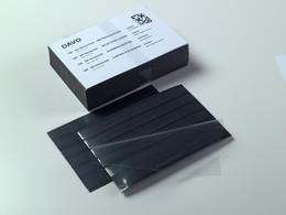 DAVO INSTEEKKAARTJES / DAVO STOCKCARDS N5 - Cartoncini A Listelli