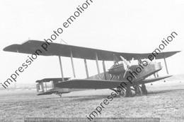 PHOTO AVION  RETIRAGE REPRINT  Handley Page O400 RAF (2) - Aviation