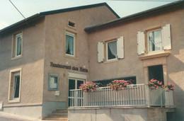 57) HAYANGE : Restaurant Des Amis - M. Et Mme Wargniez, 10, Rue Ste-Sixte - Hayange