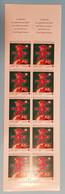 Carnet 10 Timbres Croix-rouge 1998 Fêtes De Fin D'année - Cruz Roja