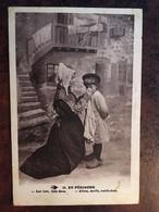 Occitan-Patois, Folklore, Tenues, Mère/enfant, EN PERIGORD , Allons Souffle,souffle Donc-Ané Bufo,bufo, éd Hirondelle 24 - Non Classés