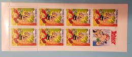 Carnet 7 Timbres Journée Du Timbre 1999 - Asterix - Dia Del Sello