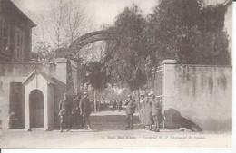 14 - SIDI BEL ABBES - CASERNE DU 5ème REGIMENT DE SAPHIS (  Animées  ) ALGERIE - Sidi-bel-Abbès