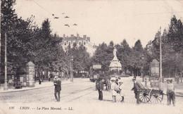 69, Lyon, Place Morand - Lyon 6