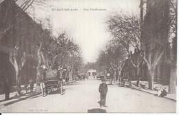 20 - SIDI BEL ABBES - RUE PRUDHOMME (  Animées  ) ALGERIE - Sidi-bel-Abbès