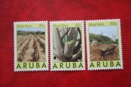 Aloe Vera  NVPH 37-39 1988 MNH / POSTFRIS   ARUBA - Curacao, Netherlands Antilles, Aruba