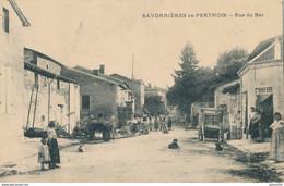 55) Savonnières-en-Perthois : Rue Du Bar (1911) (AW) - Other Municipalities