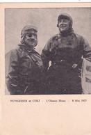 FRANCE / PILOTES NUNGESSER ET COLI / L OISEAU BLANC EN 1927 - 1919-1938