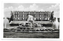8211  CHIEMSEE  --  HERRNCHIEMSEE MIT LATONABRUNNEN  ~ 1930 - Sonstige