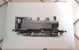 Photo 16 X 22 Cm Locomotive Cie FIVES LILLE 1922 NI 4333? - Trenes