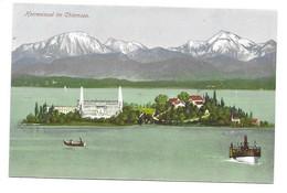 8211  CHIEMSEE  --  HERRENINSEL    ~ 1910 - Sonstige