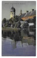 8211  CHIEMSEE  --  FRAUEN-WÖRTH BEI MONDSCHEIN    ~ 1910 - Sonstige