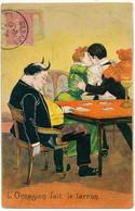 "HUMOUR - "" L'Occasion Fait Le Larron"", Cornes - Humor"