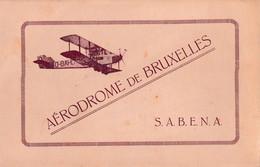 BELGIE / BELGIQUE / SABENA AERODROME DE BRUXELLES - 1946-....: Era Moderna