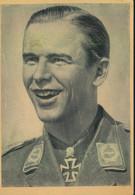 1943, Propagandakarte Ritterkreuzträger Major Philipp Ungebraucht - Covers