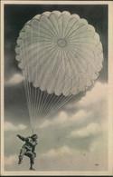 "1944, Propagandakarte ""Fallschirmjäger"" Gelaufen Als Feldpost - Covers"