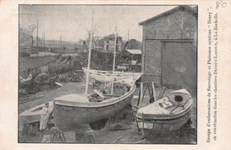 """CPA - Groupe D'embarcations De Sauvetage Et Plaisance Système """"Henry"""" Chantiers DECOUT-LACOUR La Rochelle - Sonstige"""
