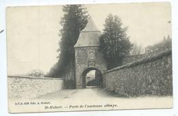 Saint Hubert Porte De L'Ancienne Abbaye DVD No 8532 - Saint-Hubert