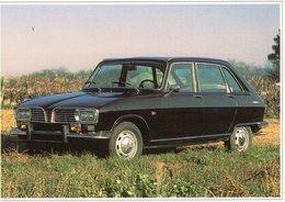 Renault  16 TS  (1966)  -  Carte Postale Modern - PKW