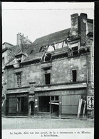 ► 1935 - SAINT BRIEUC - Demeurance Du Mintier & Magasin Produits D'Espagne En Péril - Coupure De Presse (Encadré Photo) - Historical Documents