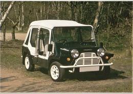 Mini Moke  (1990)  -   Voiture De Portugal   -  Carte Postale Modern - PKW