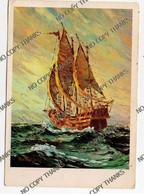 Barca Boat Veliero Arte Pittura - Segelboote