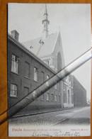 Heule Pensionnat Des Soeurs De Charité  Edit Moreels  1902 - Kortrijk