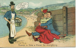 COMIC - THERE'S A TIME AND PLACE FOR EVERYTHING  Com481 - Fumetti