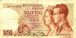 Billet > Belgique  > 50 Francs - Other
