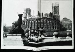 ► 1935 - PARIS Trocadero - Démantelement En Vue De L'exposition Universelle  1937 - Coupure De Presse   (Encadré Photo) - Public Works