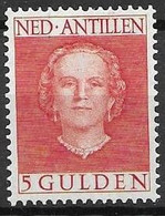 1950 Ned. Antillen Mh * (80 Euros) - Curaçao, Nederlandse Antillen, Aruba