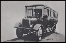 """0-262 RUSSIA 1983 POSTCARD Mint AUTO """"Ya-6"""" BUS PASSENGER TRANSPORT USSR - Busse & Reisebusse"""