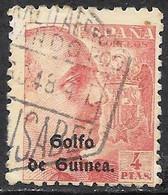 Guinea Española - Serie Básica - Año1942 - Catalogo Yvert N.º 0305 - Usado - - Guinea Spagnola