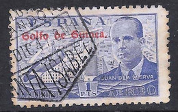 Guinea Española - Golfo De Guinea - Año1942 - Catalogo Yvert N.º 0011 - Usado - Aéreo - Guinea Spagnola