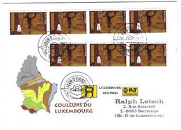 Luxembourg 2005 Geologie ¦ Geology ¦ Minerai Fer Eisenerz - Lettres & Documents