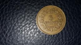 5F 1940 CUPRO ALUMINIUM SUP - Non Classificati