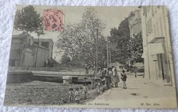 TOULON  Pont De L'abbatior  -  Rivière Des Amoureux - Toulon