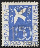 YT 294 (°) Obl 1934 – Colombe De La Paix De Daragnès (côte 17 Euros) – Bw - Gebraucht