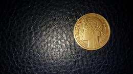 PIECE 2F 1935 CUPRO ALUMINIUM TTB ETAT - Non Classificati