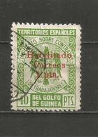 GUINEA ESPAÑOLA EDIFIL NUM. 259K USADO - Guinea Spagnola