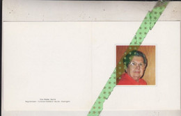 """Edith Masselis-Lucidarme, Lichtervelde 1921, Veurne 1998. Gewezen Uitbaatster Zaal """"Retorika"""" - Todesanzeige"""