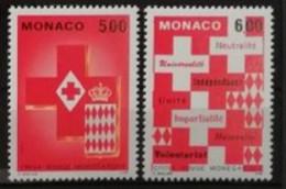 Monaco 1993 / Yvert N°1906-1907 / ** - Ongebruikt
