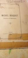 LORIENT /MICHEL BOUQUET PEINTRE ET CERAMISTE - 1801-1900