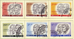 Belgique (1961) -  Oeuvres Culturelles  -  Obliteres - Oblitérés