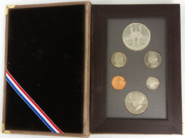 United States Of America, Official Annual Proof Coin Set 1984 (6) In Original Box, Proof - Sin Clasificación