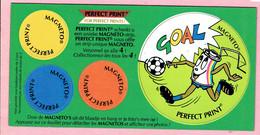 Koelkast Magneet - MAGNETO - GOAL - PERFECT PRINT - Sport