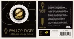 """2019  Collector  """"Ballon D'Or""""   Neuf** - Collectors"""