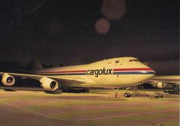 LUXMBOURG / CARGOLUX / BOEING 747 400F - Space